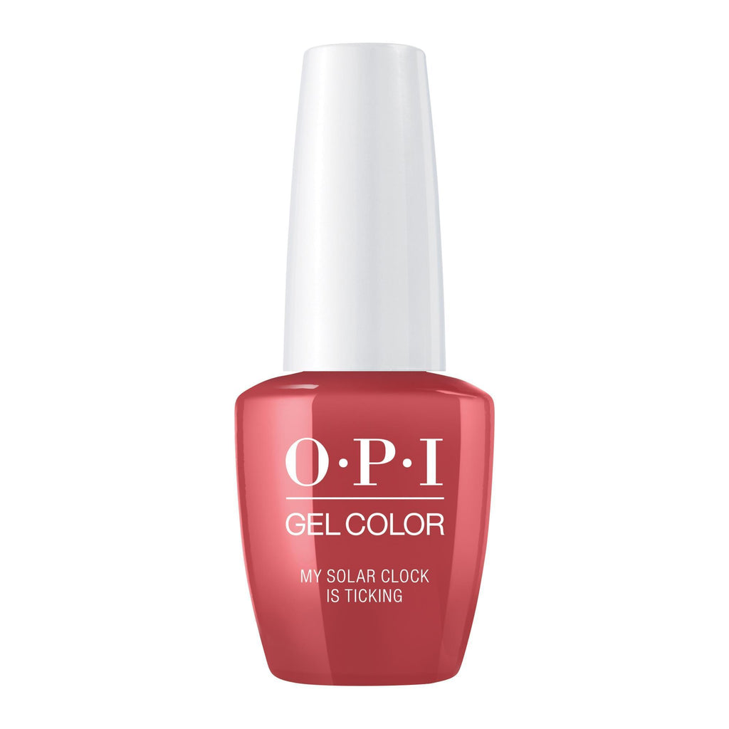 Gel Lacquer OPI My Solar Clock is Ticking GelColor
