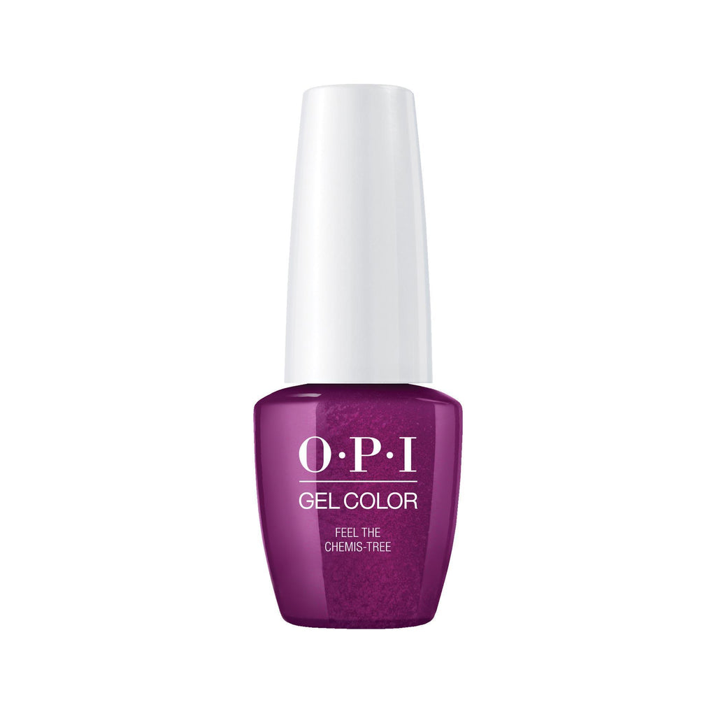 Gel Lacquer OPI Gel Color Feel the Chemis-tree