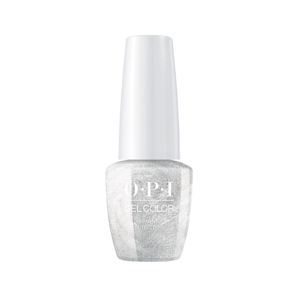 Gel Lacquer OPI Gel Color Ornament to be together