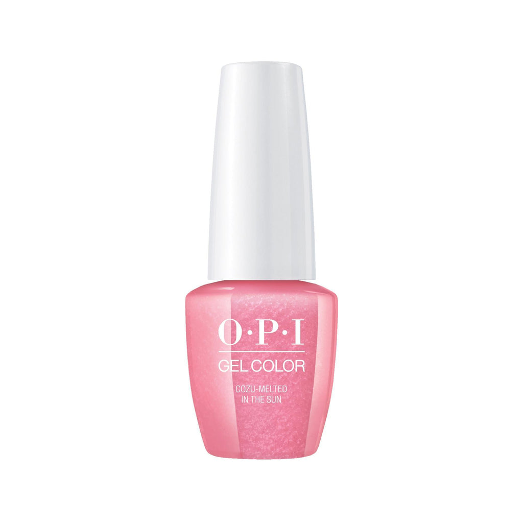 Gel Lacquer OPI Cozu-Melted in the Sun GelColor 0.25 Fl. Oz.