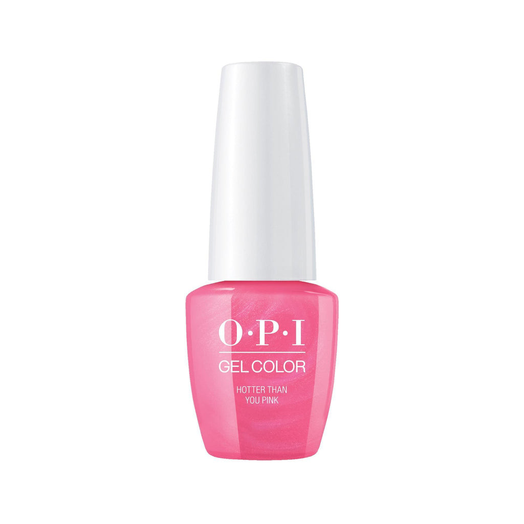 Gel Lacquer OPI Hotter Than You Pink GelColor 0.25 Fl. Oz.