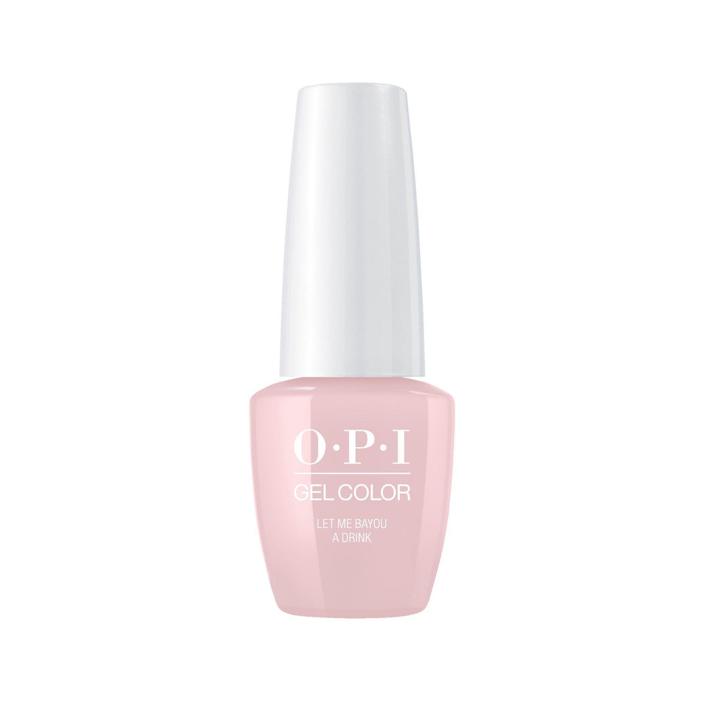Gel Lacquer OPI Let Me Bayou a Drink GelColor 0.25 Fl. Oz.