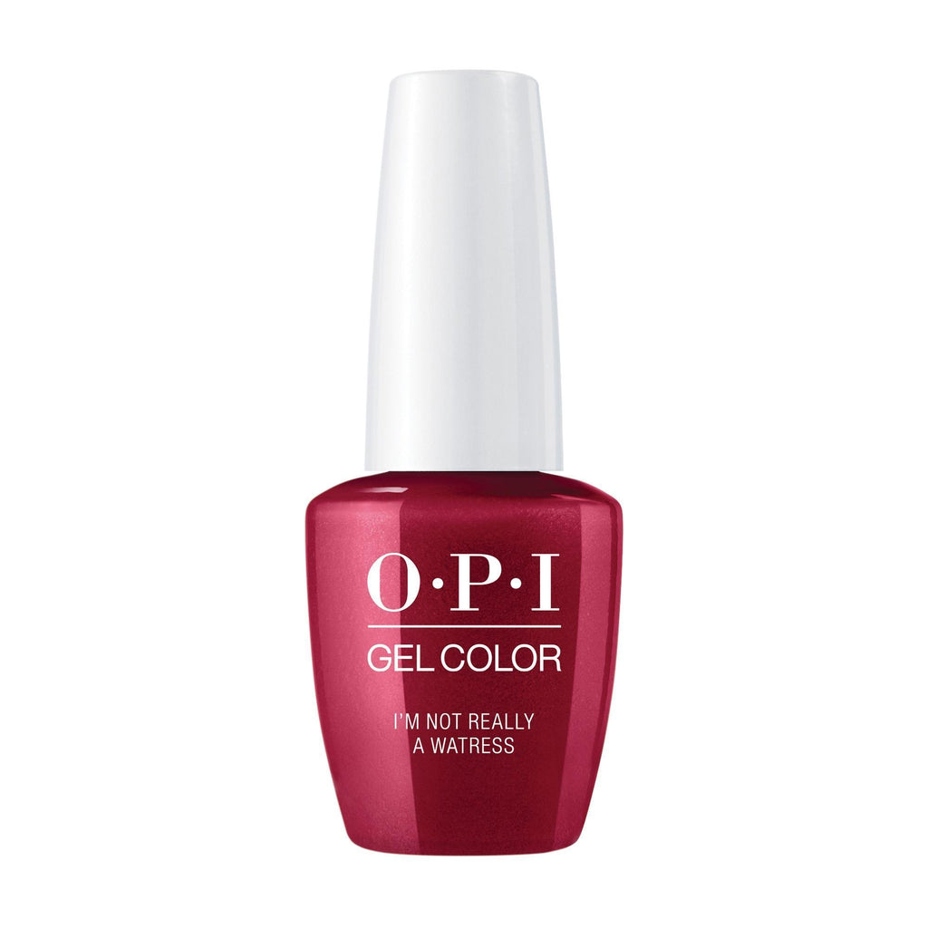Gel Lacquer OPI I'm Not Really a Waitress GelColor