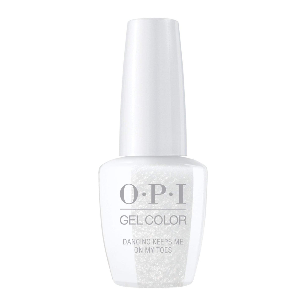 Gel Lacquer OPI Dancing Keeps Me on My Toes Gel