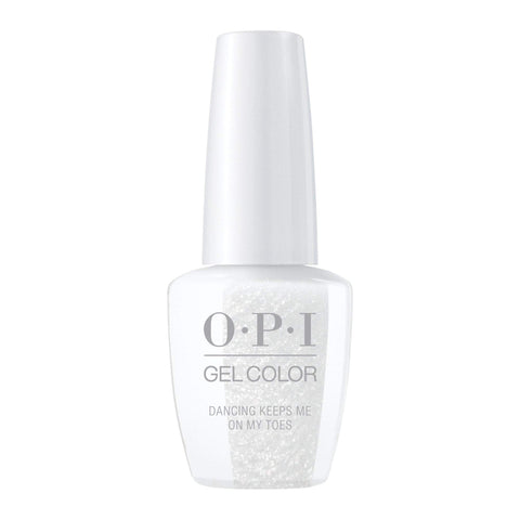 Image of Gel Lacquer OPI Dancing Keeps Me on My Toes Gel