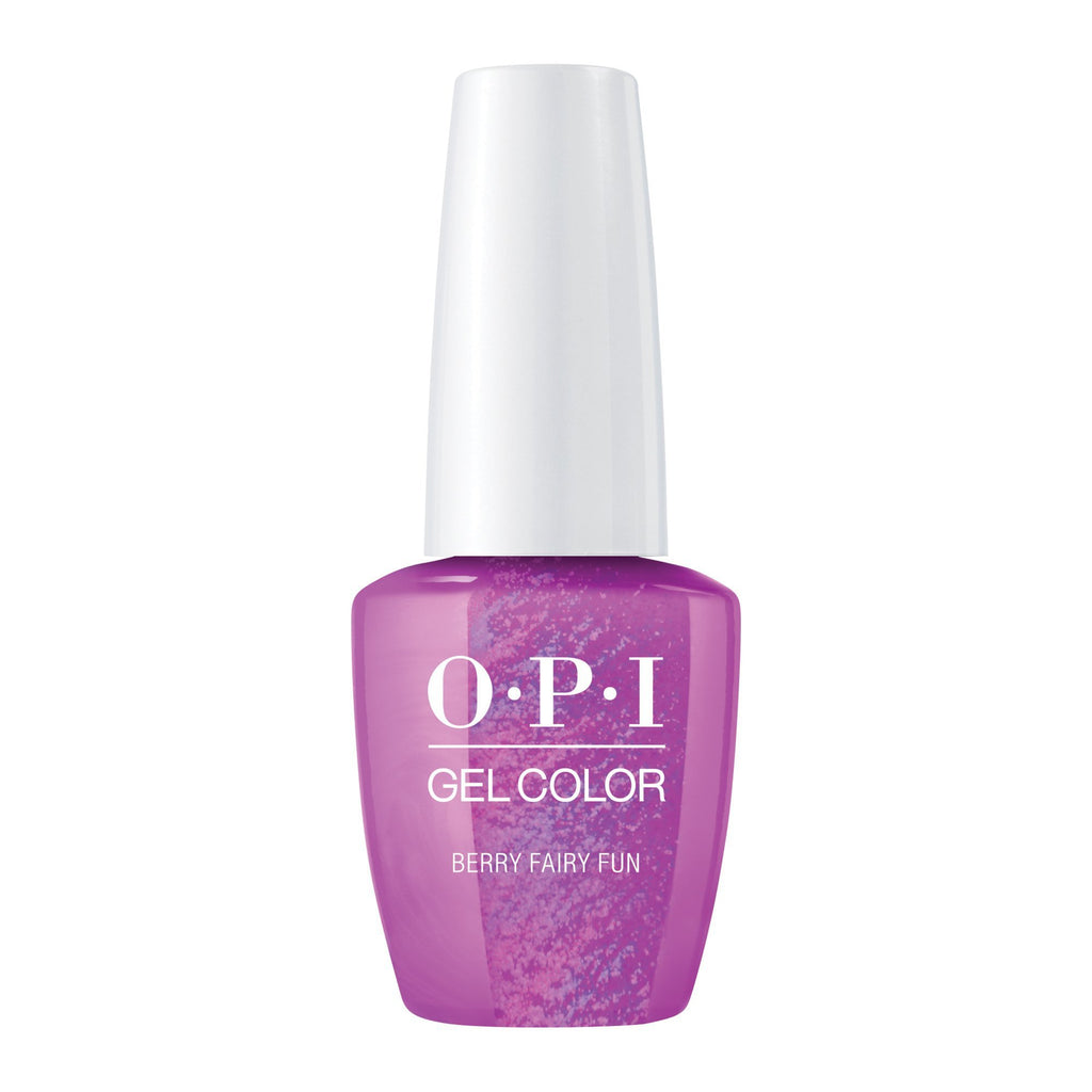 Gel Lacquer OPI Berry Fairy Fun Gel