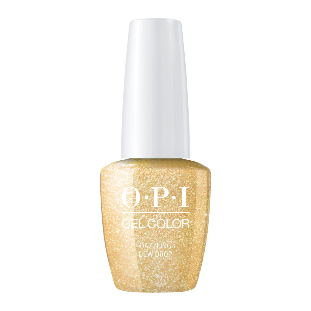 Gel Lacquer OPI Dazzling Dew Drop Gel