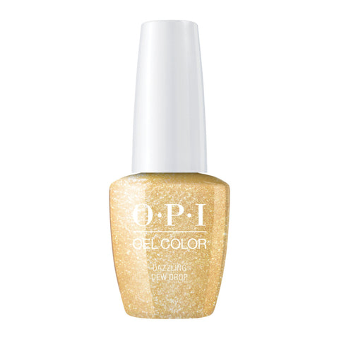 Image of Gel Lacquer OPI Dazzling Dew Drop Gel