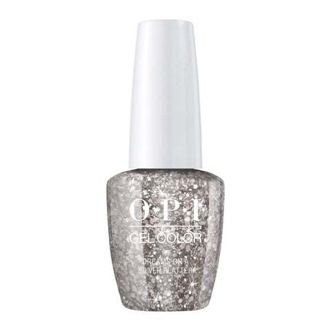Image of Gel Lacquer OPI Dreams on a Silver Platter Gel