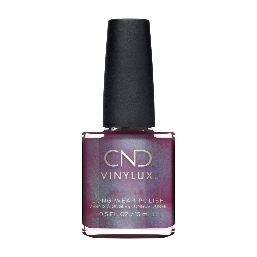 Gel Lacquer CND Vinylux Collection Metallic pink/purple