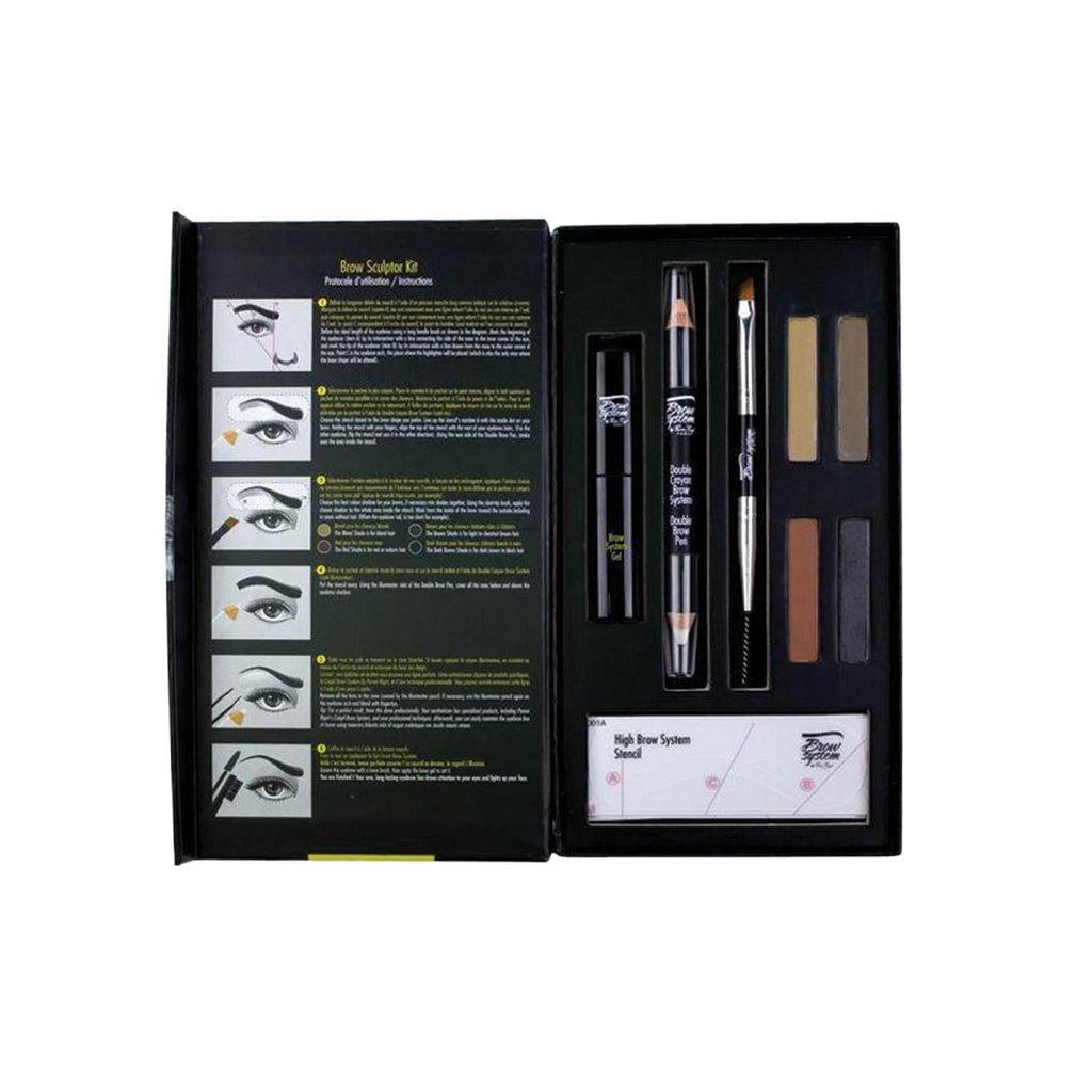 Gift Sets Perron Rigot Paris Brow Makeup Sculptor Kit