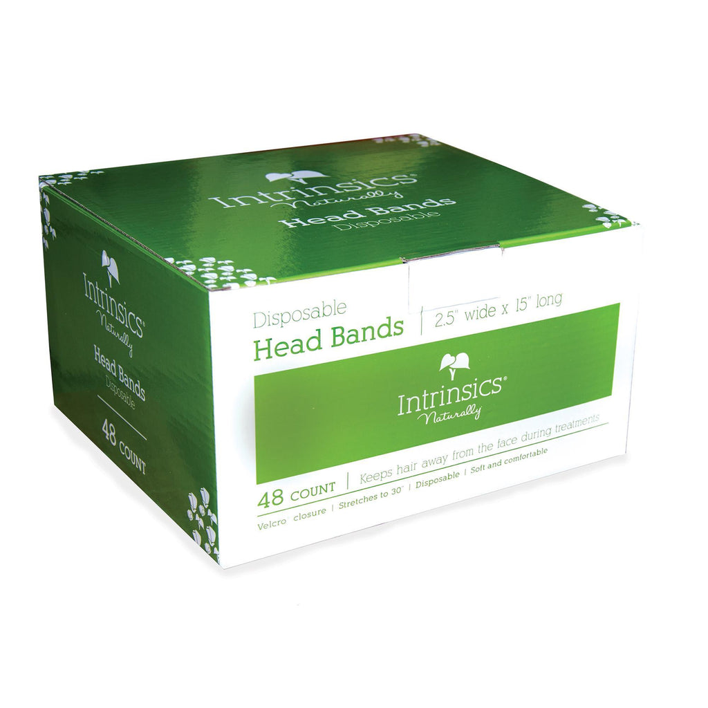 Headbands Intrinsics Disposable Headbands / 48pc