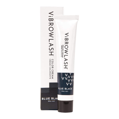 Image of Lash & Brow Tints Blue Black ViBrowLash Cream
