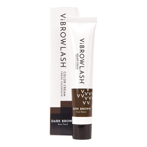 Image of Lash & Brow Tints Dark Brown ViBrowLash Cream