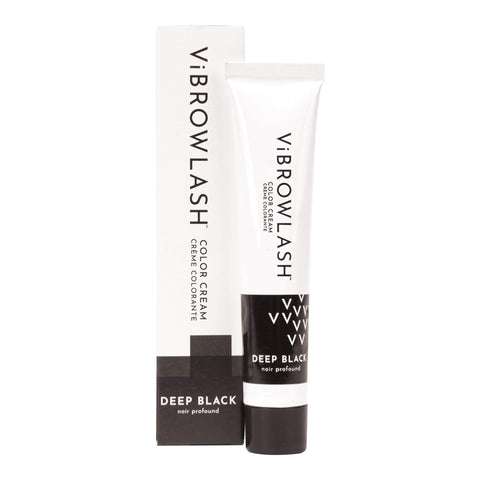 Image of Lash & Brow Tints Deep Black ViBrowLash Cream