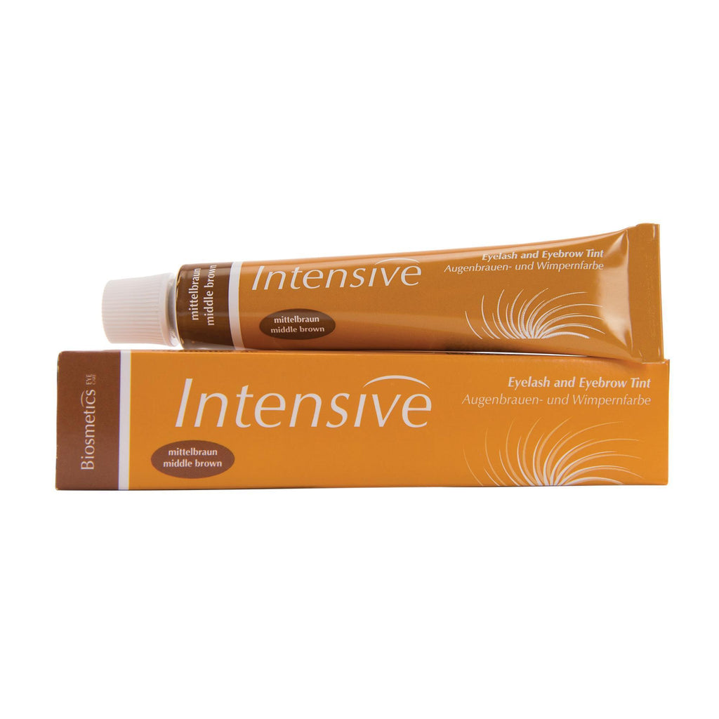 Lash & Brow Tints Middle Brown Intensive Tint