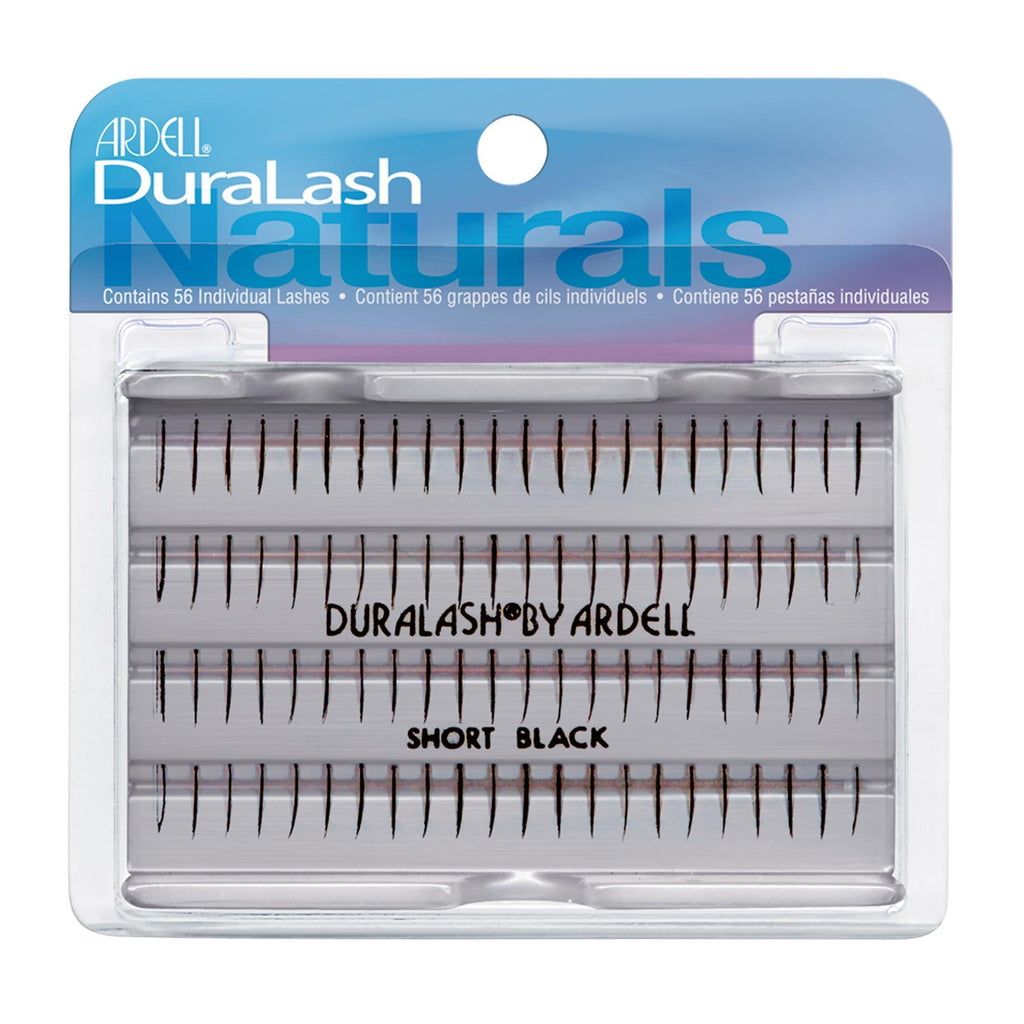 Lash Extensions, Strips, Acces Ardell DuraLash Regular Individual / Black / Short