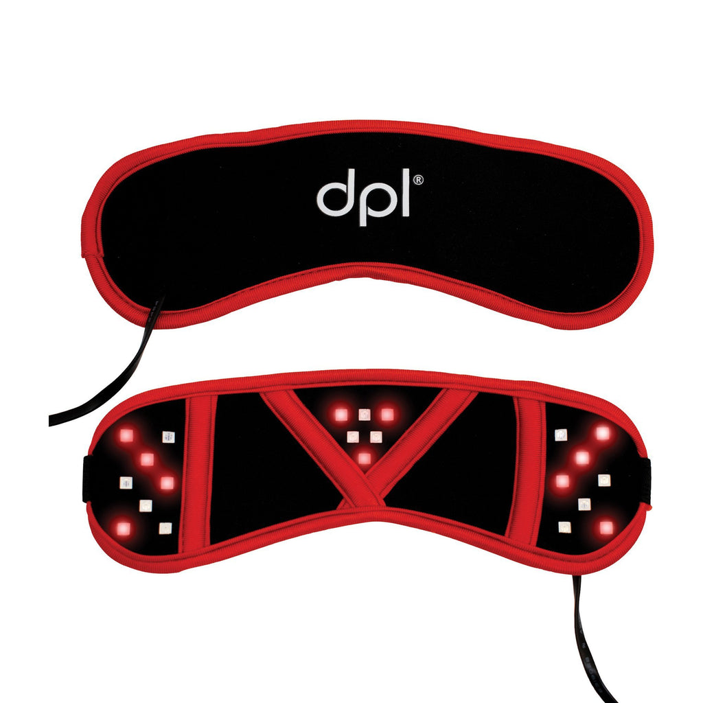 LED & Light Therapy dpl® Pain Relief Eye Mask