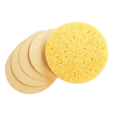 Image of Loofahs & Sponges Natural / 24 ct. Prosana Compressed Sponges