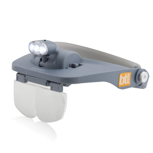 Magnifying & Diagnostic Lamps Bio-Therapeutic bt-vision® Magnified Illuminated Visor