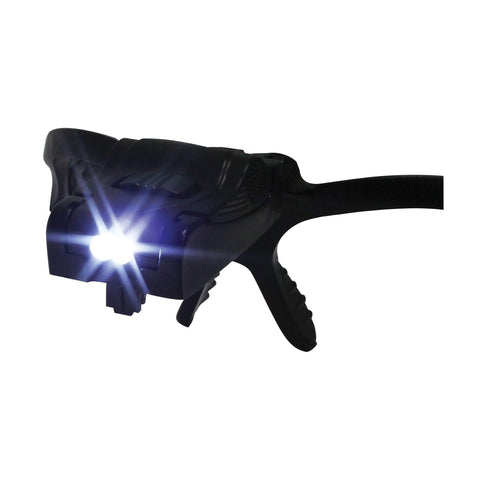 Image of Magnifying & Diagnostic Lamps VLash Magnispec Pro Glasses with LED Light