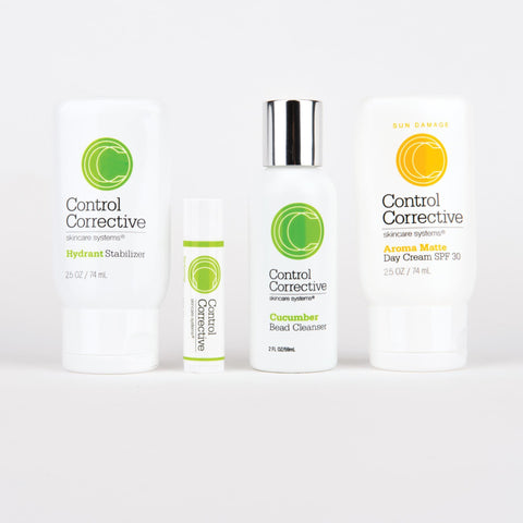 Image of Makeup, Skin & Personal Care Control Corrective Essential Sun  and  Sport Kit 3 Kits