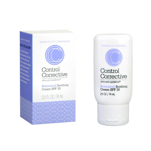 Image of Makeup, Skin & Personal Care Control Corrective Botanical Soothing Cream SPF30