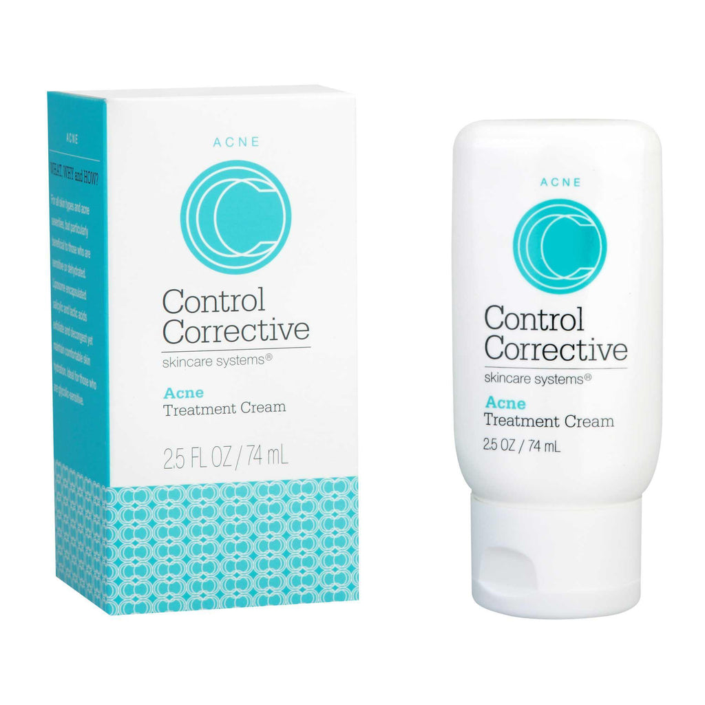 Makeup, Skin & Personal Care Control Corrective Acne Treatment Cream / 2.5oz 3 Pack