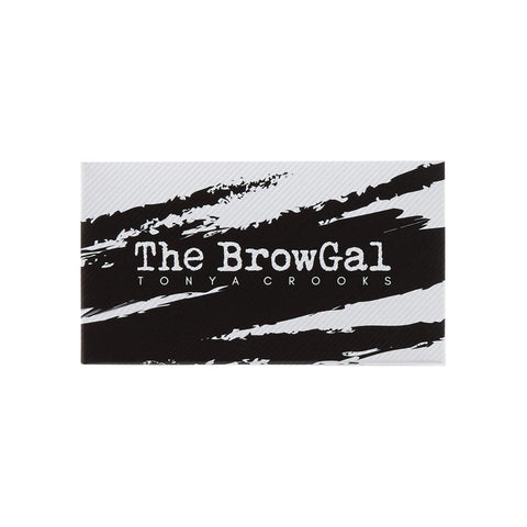 Image of Makeup, Skin & Personal Care The BrowGal Convertible Brow Powder Pomade Duo, Brown Hair
