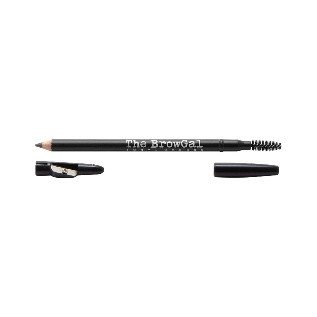 Makeup, Skin & Personal Care The BrowGal Skinny Eyebrow Pencil, Taupe