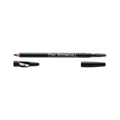 Image of Makeup, Skin & Personal Care The BrowGal Skinny Eyebrow Pencil, Medium Brown