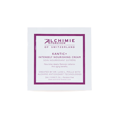 Image of Makeup, Skin & Personal Care Sample Alchimie Forever Kantic+ Intensely Nourishing Cream