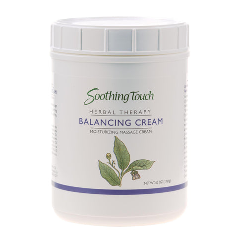 Image of Massage Creams & Butters 62 oz. Soothing Touch Massage Cream / Balancing
