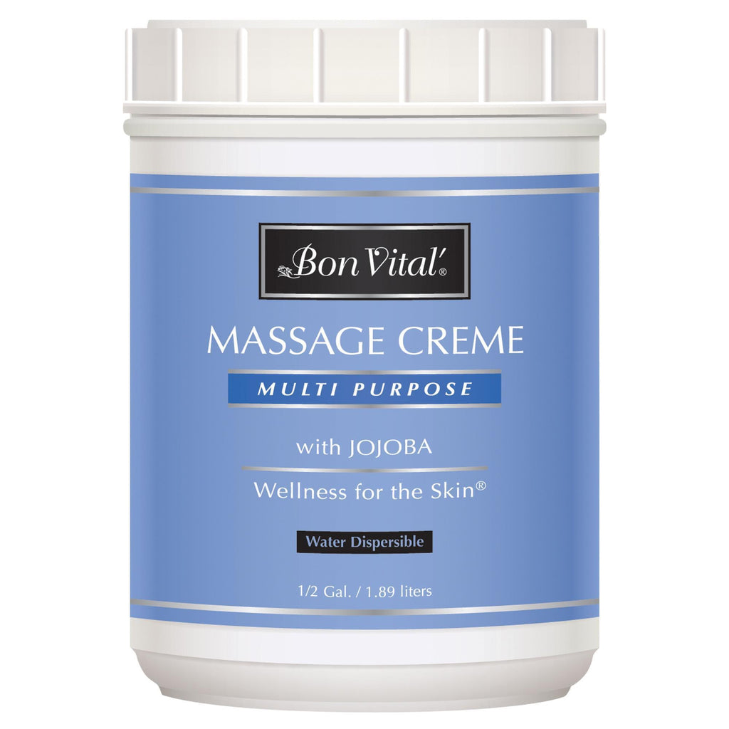 Massage Creams & Butters 64 oz Bon Vital Multi Purpose Massage Creme