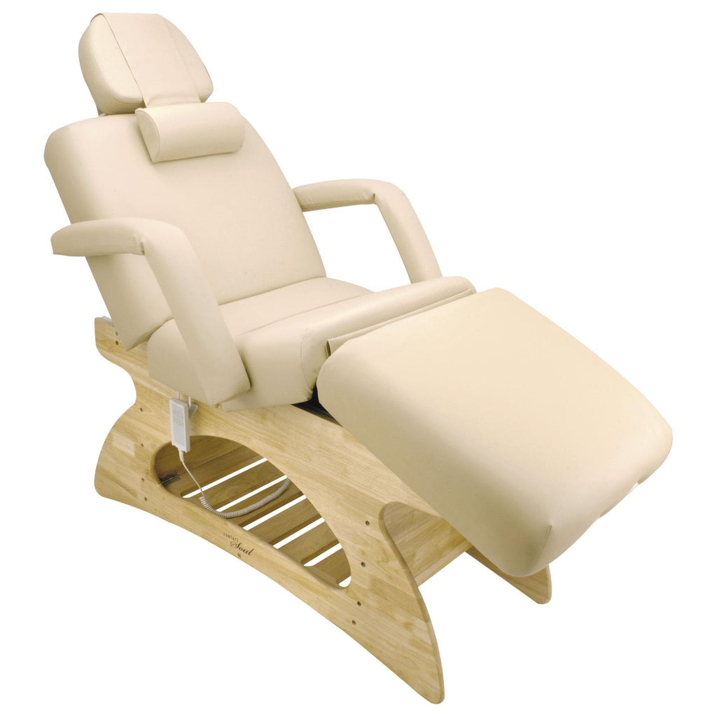 Massage Tables ComfortSoul Solara Elite Facial / Massage Table / DuraSoft™ Upholstery: Ivory ComfortSoul Solara Elite Facial / Massage Table