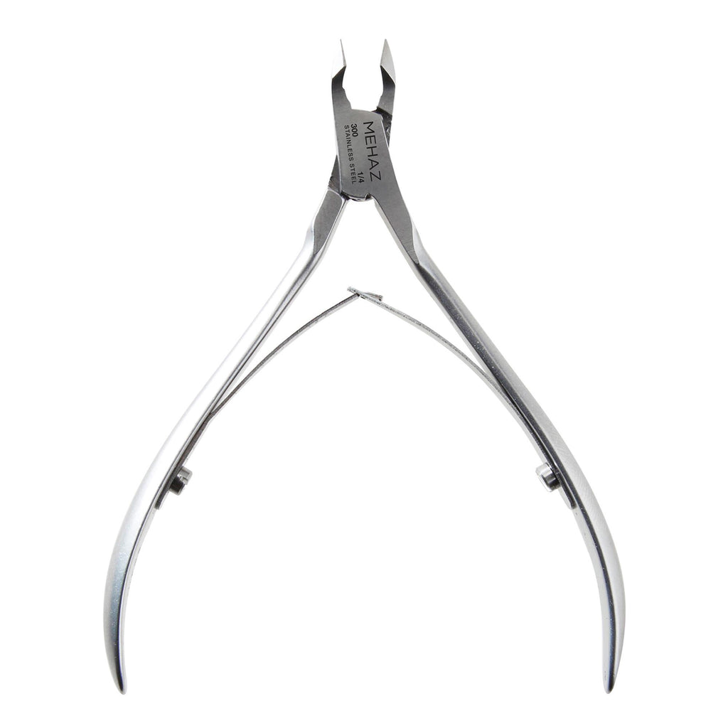 Nail Clippers, Nippers & Sciss Mehaz Cuticle Nipper 1/4 Jaw