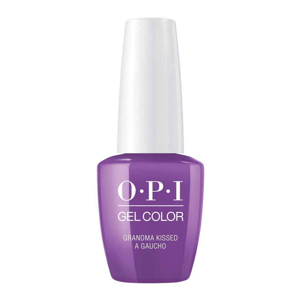 Nail Lacquer & Polish OPI Grandma Kissed a Gaucho GelColor