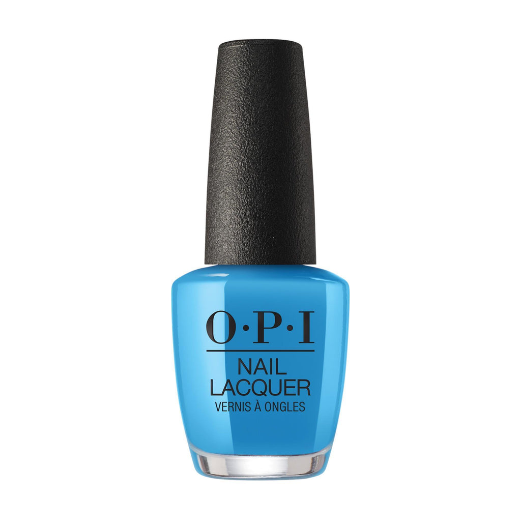 Nail Lacquer & Polish OPI No Room for the Blues Nail Lacquer