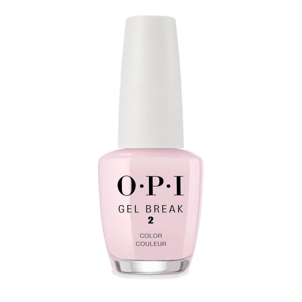 Opi Gel Break Properly Pink Nail Lacquer Universal Companies