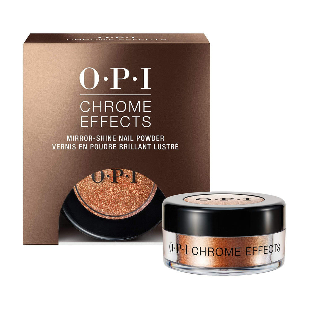 Nail Lacquer & Polish OPI Chrome Effects - Bronzed By The Sun