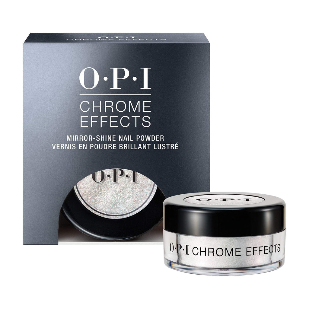 Nail Lacquer & Polish Tin Man Can OPI Chrome Effects