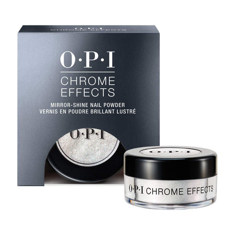 Image of Nail Lacquer & Polish Tin Man Can OPI Chrome Effects