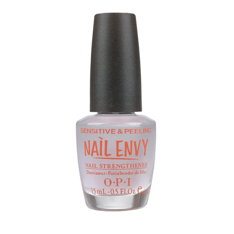 Image of Nail Strengtheners & Treatment OPI Nail Envy Sensitive  and  Peeling