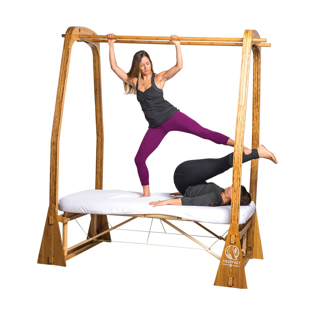 Other Specialty Equipment DeepFeet Ashiatsu Bar System & E-Learning Package