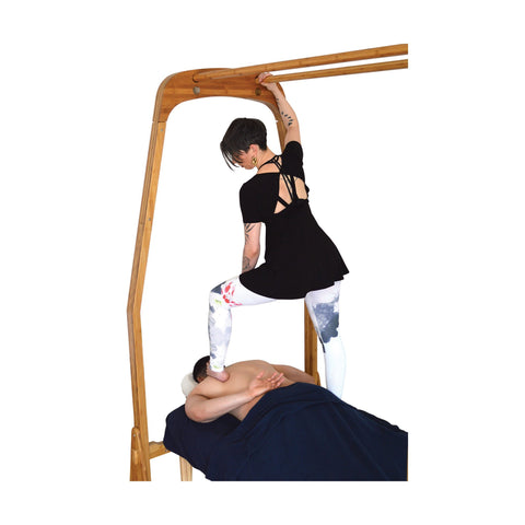Image of Other Specialty Equipment DeepFeet Ashiatsu Bar System & E-Learning Package