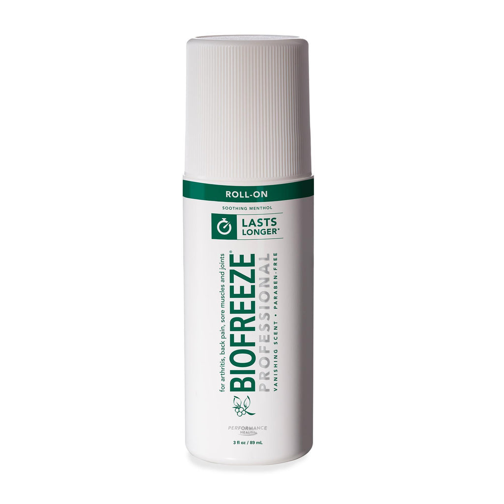 Pain Management Green Biofreeze Professional Roll-On