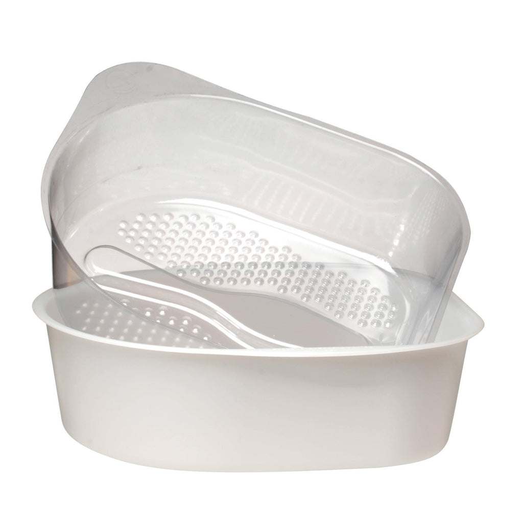 Pedicure Spas Belava Pedicure Tub w/Disposable Liners / Vanilla