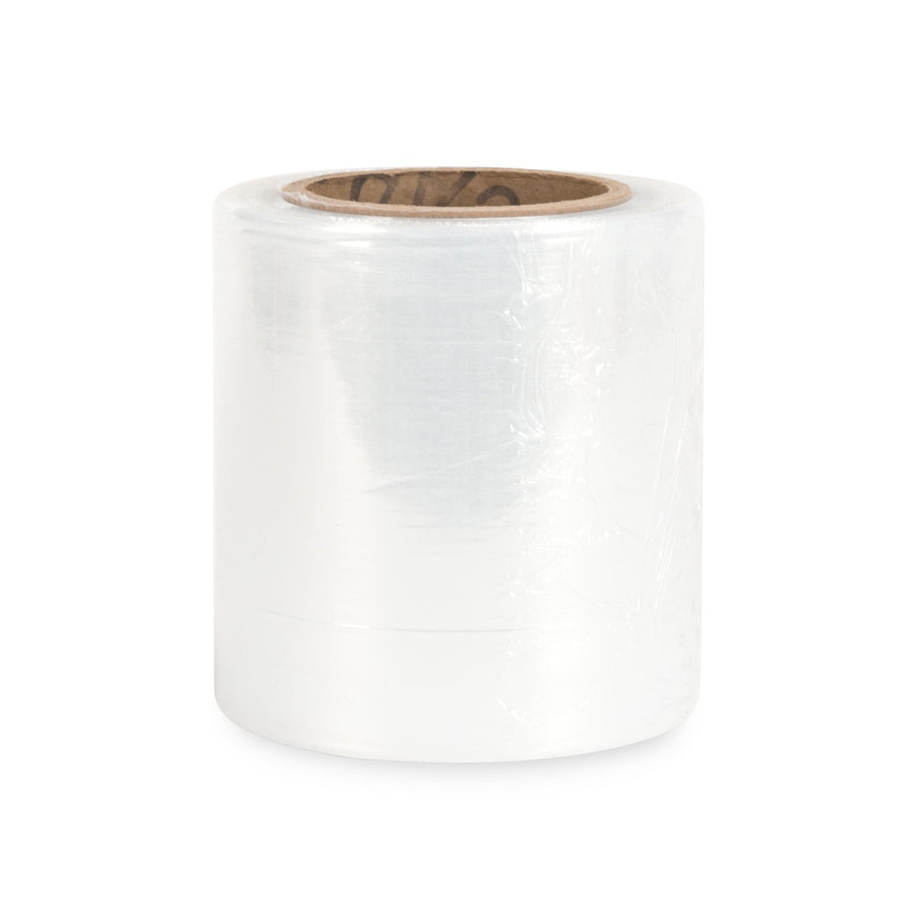 "Plastic Wraps & Mylar Stretch Plastic Roll / Clear / 5""x1000'"