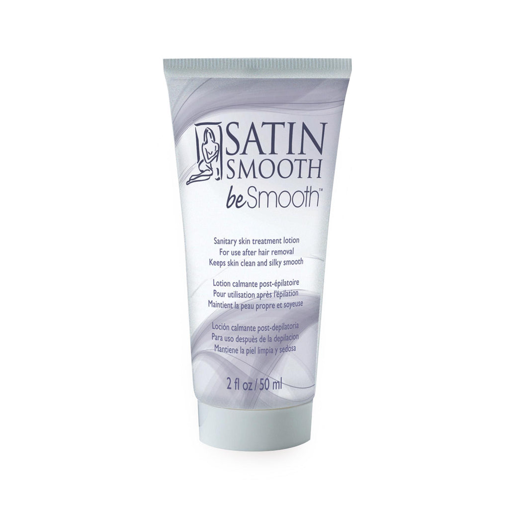 Satin Smooth Besmooth Treatment Lotion 2oz Universal Companies