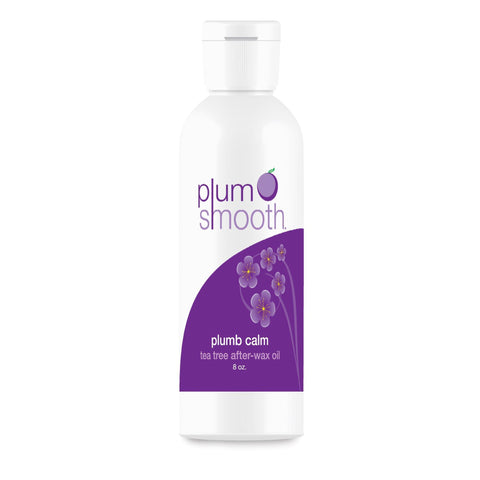 Image of Post-Hair Removal Lotions, Gel 8 oz. Plum Smooth Plumb Calm